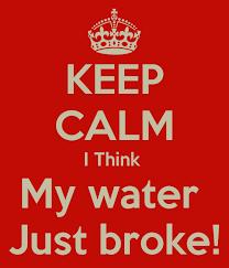 waterbroke